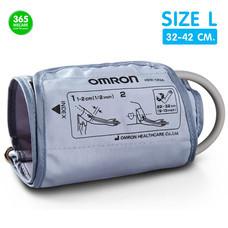 OMRON Cuff Hem CR24 Size L แบบผ้า