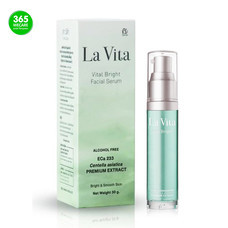 La Vita Vital Bright Facial Serum