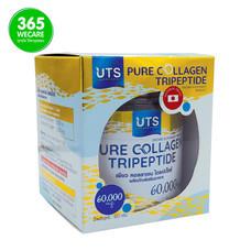 UTS Pure Collagen Tripeptide 60g คอลลาเจน ที่ดี เพียวคอลลาเจน เปปไทด์