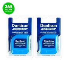 1แถม1 Dental Floss 50m.Gum Care C&E ไหมขัดฟันทำความสะอาดพร้อมดูแลสุขภาพเหงือก 365wemall