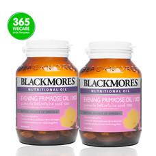 แพ็คคู่ สุดคุ้ม Blackmores EPO 1000 mg. แบล็คมอร์ส น้ำมันอีฟนิ่งพริมโรส