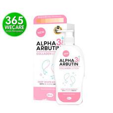 Precious Skin Alpha Arbutin3+Plus Collagen Lotion 500 ml. โลชั้นบำรุงผิวกายสูตรเพื่อผิวกระจ่างใส (27505)365wemall