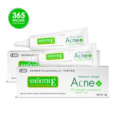 SMOOTH-E Acne Cream 7 กรัม