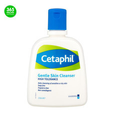 เซตาฟิล Cetaphil Gentle Skin Cleanser 250 ml.(8 OZ)