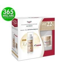 SET สุดคุ้ม EUCERIN Hyaluron Radiance-Lift 3D Serum 30 ml.+Night Cream 50ml. Save 22% ลดเลือนจุดด่างดำ(27429)