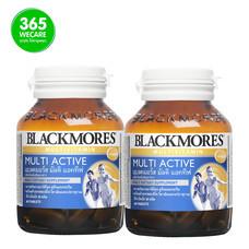 Blackmores Multi Active แพ็คคู่ 60 +60 เม็ด