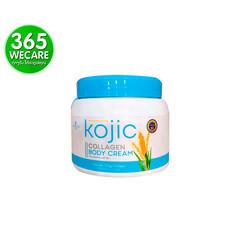 Precious Kojic Collagen Body Cream 200 g. ฟ้า บำรุงผิวกายสูตรเข้มข้น ขาวกระจ่างใส เรียบเนียน น่าสัมผัส (27515)365wemall