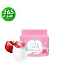 Precious Elza Gulta Colla Whitening Cream 200 g. ชมพูอ่อน ครีมบำรุงผิวกาย สูตรเข้มข้น เผยผิวสุขภาพดี (27512)365wemall