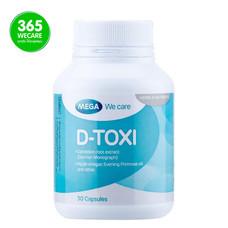 MEGA D-Toxi 30 เม็ด
