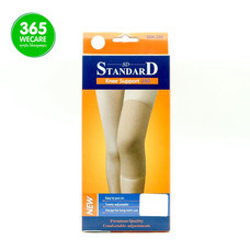 STANDARD Knee Support 250 size M สีเนื้อ