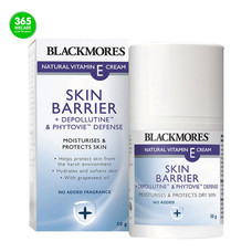 เเบล็คมอร์ส Blackmores Natural Vitamin E Cream Skin Barrier
