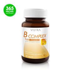 VISTRA B-Complex plus mineral 30เม็ด
