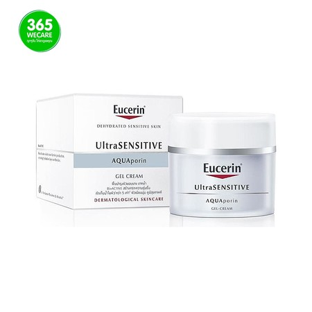 EUCERIN Ultra Sensitive Aqu Aporin Gel Cream50ml.