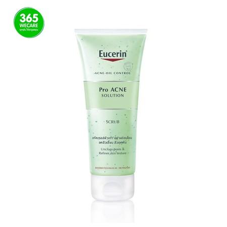 Eucerin Pro Acne Solution Scrub