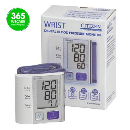CITIZEN Wrist Blood Pressure รุ่น CH-657