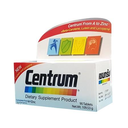 CENTRUM Lutein&Lycopene 90 เม็ด