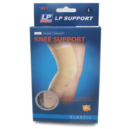 LP SUPPORT Knee Support (951) เข่า สีเนื้อ size L