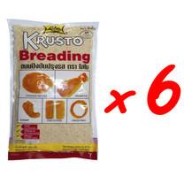 LOBO ขนมปังป่นปรุงรส ขนาด 350 กรัม (แพ็ค 6 ซอง)
