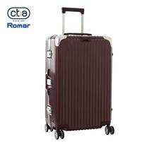 CBABAG กระเป๋าเดินทาง ขนาด 26 นิ้ว รุ่น Robust - Burgundy