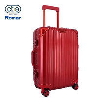 CBABAG กระเป๋าเดินทาง ขนาด 26 นิ้ว รุ่น Vivo - Red