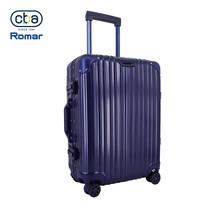 CBABAG กระเป๋าเดินทาง ขนาด 26 นิ้ว รุ่น Vivo - Dark Blue
