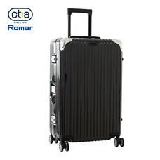 CBABAG กระเป๋าเดินทาง ขนาด 26 นิ้ว รุ่น Robust - Black