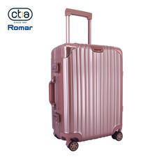 CBABAG กระเป๋าเดินทาง ขนาด 26 นิ้ว รุ่น Vivo - Rose Gold