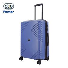 CBABAG กระเป๋าเดินทาง ขนาด 28 นิ้ว รุ่น ICoNic - Dark Blue