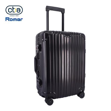 CBABAG กระเป๋าเดินทาง ขนาด 26 นิ้ว รุ่น Vivo - Black