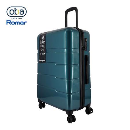CBABAG กระเป๋าเดินทาง ขนาด 26 นิ้ว รุ่น Nano - Turquoise