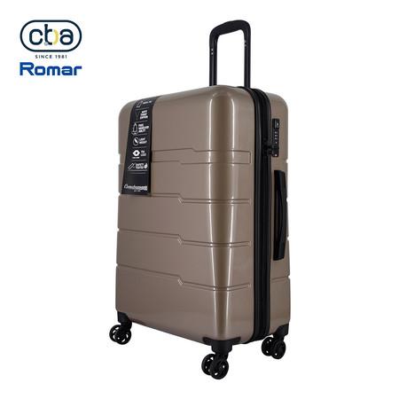 CBABAG กระเป๋าเดินทาง ขนาด 29 นิ้ว รุ่น Nano - Gold