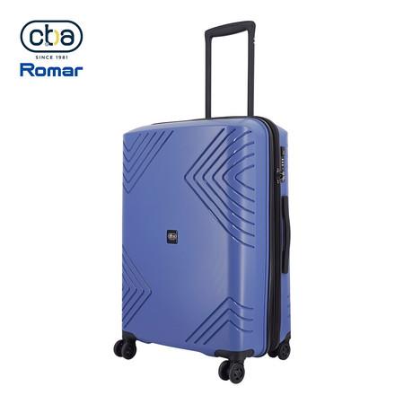 CBABAG กระเป๋าเดินทาง ขนาด 24 นิ้ว รุ่น ICoNic - Dark Blue