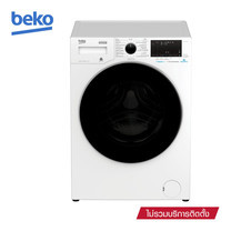 BEKO เครื่องซักผ้าฝาหน้า 8 กก. รุ่น WCV8649XWST