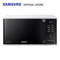 Samsung เตาอบไมโครเวฟ (อุ่น/นึ่ง) 800 วัตต์ รุ่น MS23K3555EW/ST (23 ลิตร)