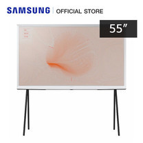 Samsung QLED TV The Serif LS01RA ขนาด 55 นิ้ว
