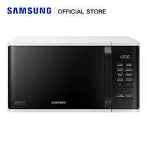 Samsung เตาอบไมโครเวฟ (อุ่น) 800 วัตต์ รุ่น MS23K3513AW/ST (23 ลิตร)