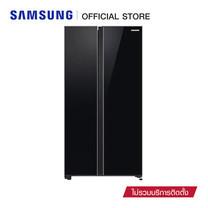 Samsung ตู้เย็น Side by Side (2 ประตู) รุ่น RS62R50012C/ST (655L / 23.1Q)