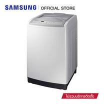 Samsung เครื่องซักผ้าฝาบน Diamond Drum รุ่น WA90M5110SG/ST (9 KG)