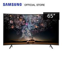 Samsung UHD Smart TV Curved UA65RU7300KXXT ขนาด 65 นิ้ว ( 2019 )