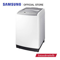 Samsung เครื่องซักผ้าฝาบน Diamond Drum รุ่น WA80M5110ST/ST (8 KG)