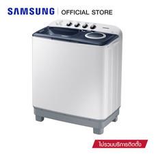 Samsung เครื่องซักผ้าถังคู่ Activ tray รุ่น WT85H3210MB/ST (8.5 KG)