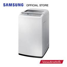 Samsung เครื่องซักผ้าฝาบน Wobble Technology รุ่น WA75H4000SG/ST (7.5 KG)