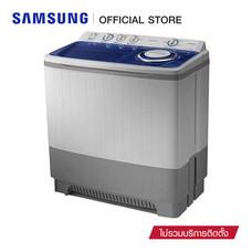 Samsung เครื่องซักผ้าถังคู่ Air Turbo รุ่น WT16J8LEC/XST (14 KG)
