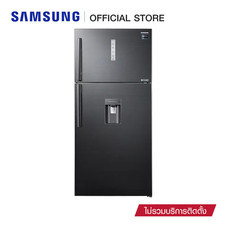 Samsung ตู้เย็น 2 ประตู Twin cooling Plus™ รุ่น RT62K7350BS/ST (569L / 20.1Q)