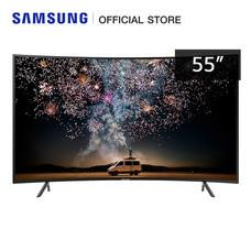 Samsung UHD Smart TV Curved UA55RU7300KXXT ขนาด 55 นิ้ว (2019)