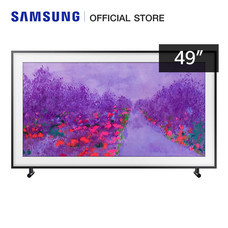 Samsung UHD 4K Smart TV LS03 The Frame Lifestyle TV ขนาด 49 นิ้ว ( New)