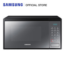 Samsung เตาอบไมโครเวฟ (อุ่น/ย่าง) 800 วัตต์ รุ่น MG23J5133AM/ST (23 ลิตร)