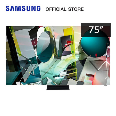 Samsung QLED 8K Smart TV QA75Q950TSKXXT ขนาด 75 Inch