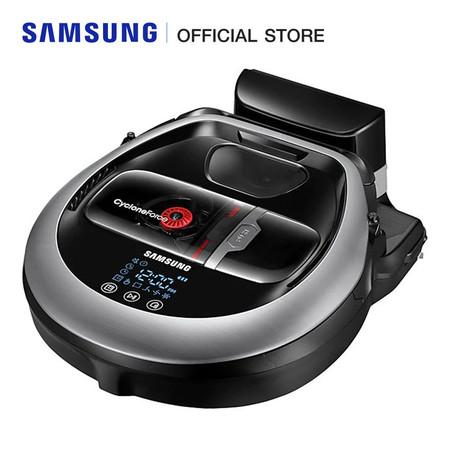 Samsung POWERbot หุ่นยนต์ดูดฝุ่นแรงดูด 20 วัตต์ รุ่น VR20R7250WC/ST