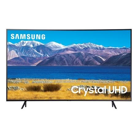 Samsung Crystal Curved UHD 4K Smart TV รุ่น UA65TU8300KXXT ขนาด 65 Inch